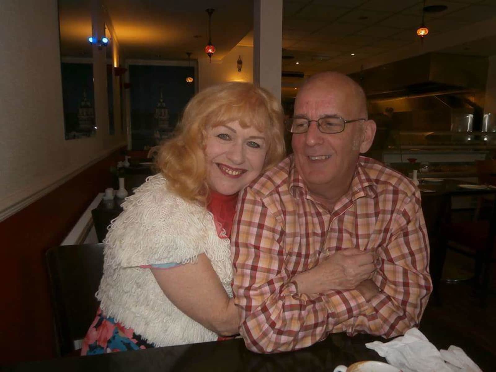 Norman & Yvonne from Westcliff-on-Sea, United Kingdom