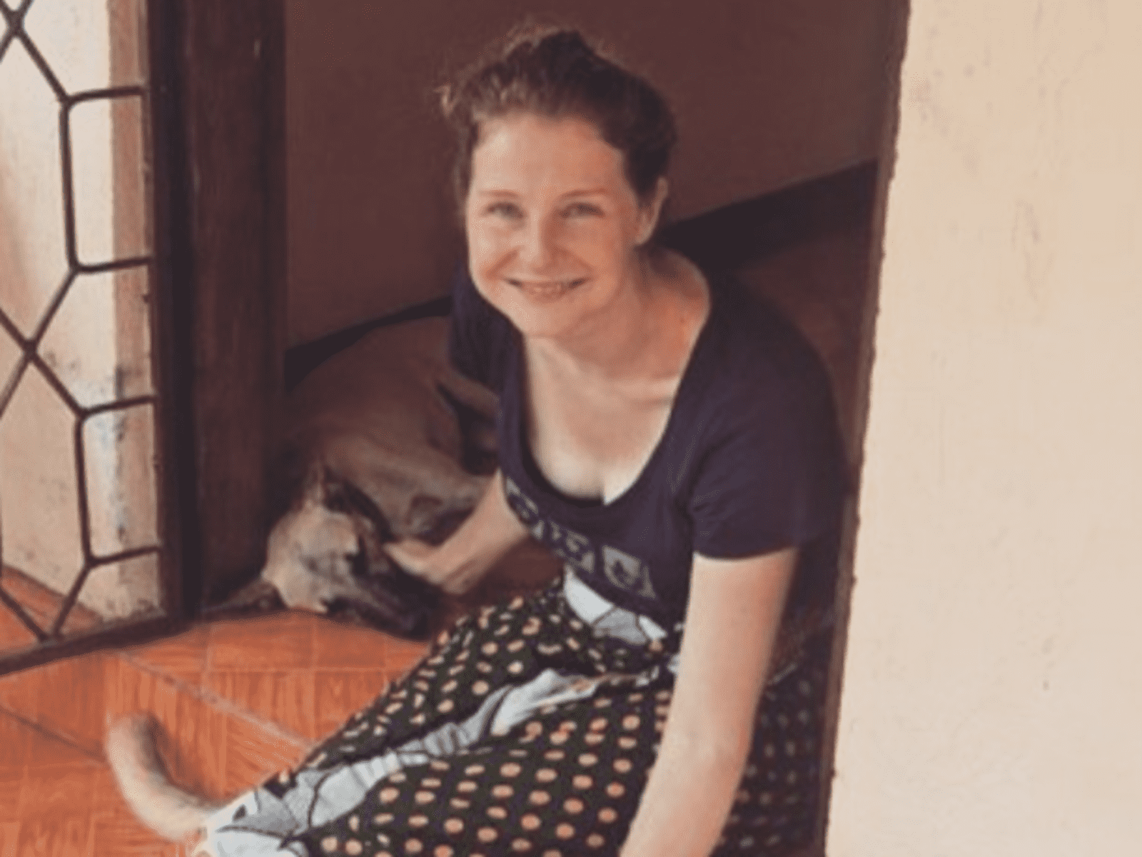 Joanne from Abingdon, United Kingdom