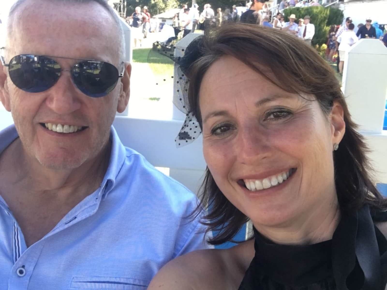 Donna & Tom from Corryong, Victoria, Australia