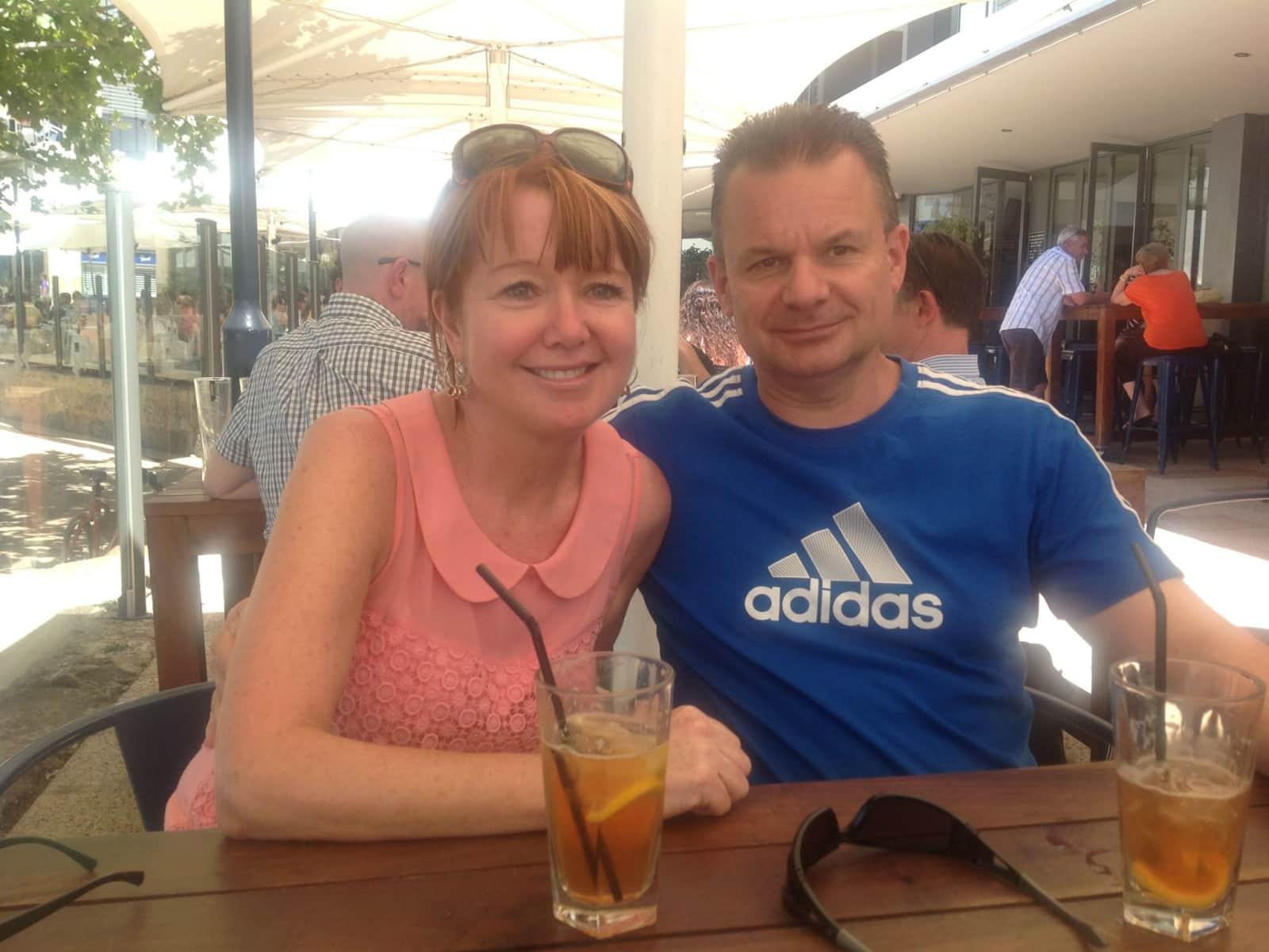 Vincent & glenda & Glenda from Perth, Western Australia, Australia
