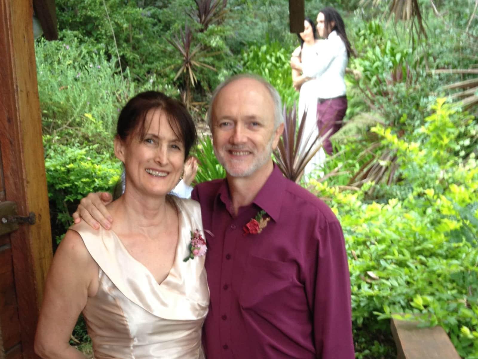 Maureen & Andre from Mackay City, Queensland, Australia