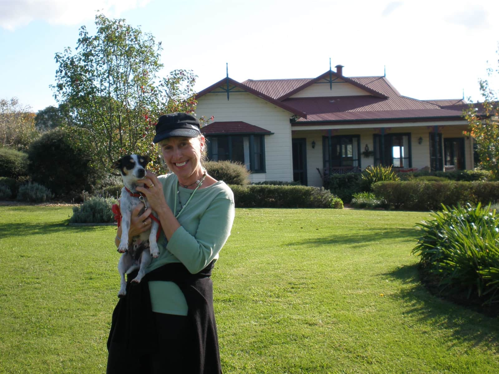 Julia from East Gresford, New South Wales, Australia