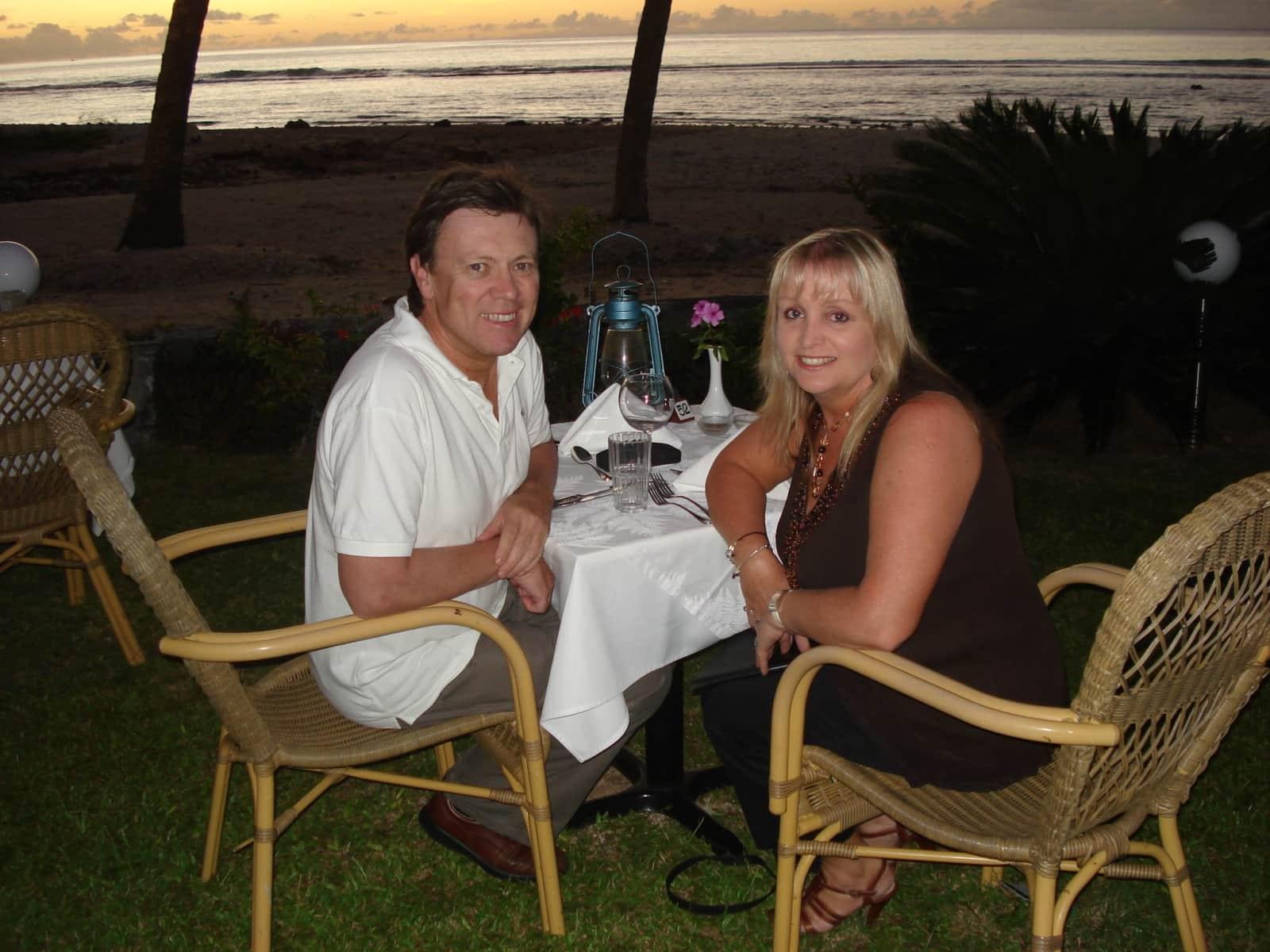 Vicki & Tony from Adelaide, South Australia, Australia
