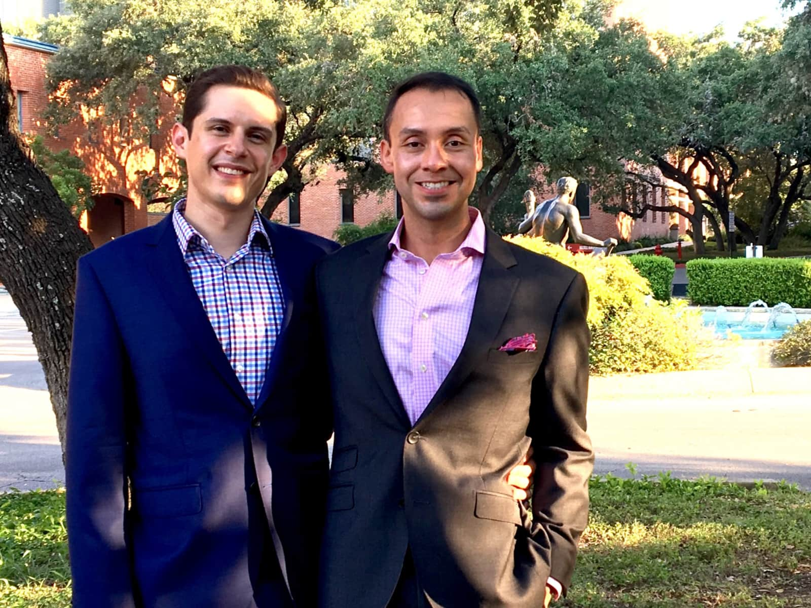 Carlos & Carlos from Alamo Heights, Texas, United States