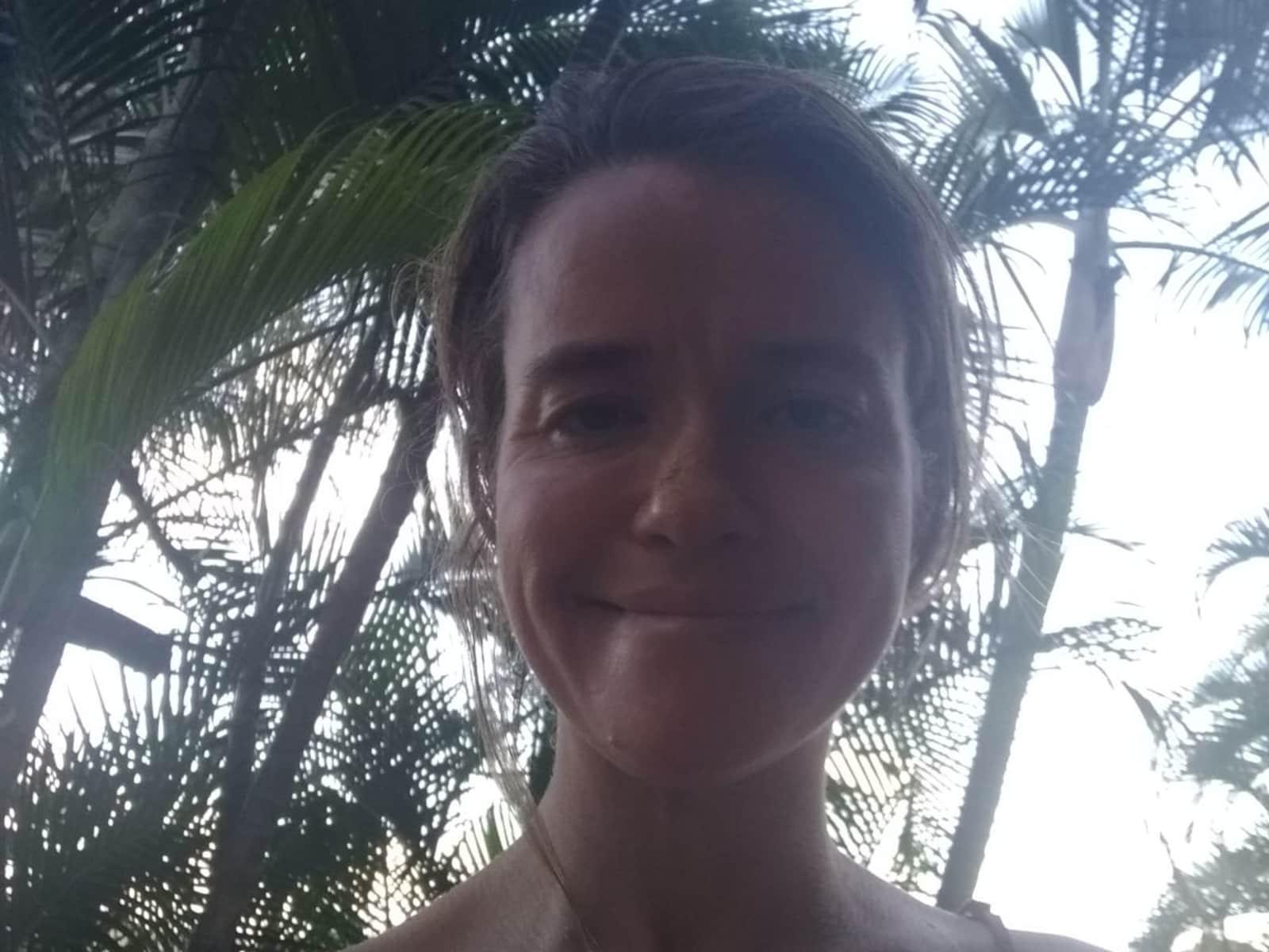 Gina from Kahului, Hawaii, United States