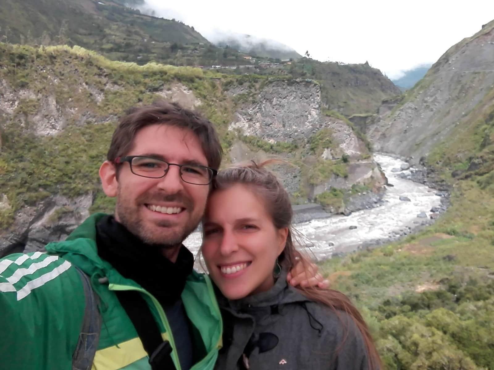 Ornella & Diego from Trelew, Argentina