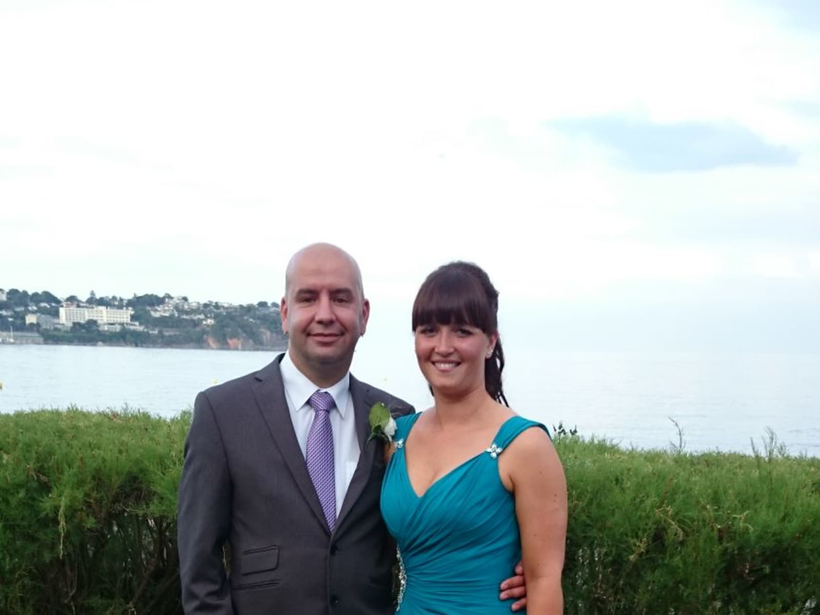 Emma & Giles from Exeter, United Kingdom