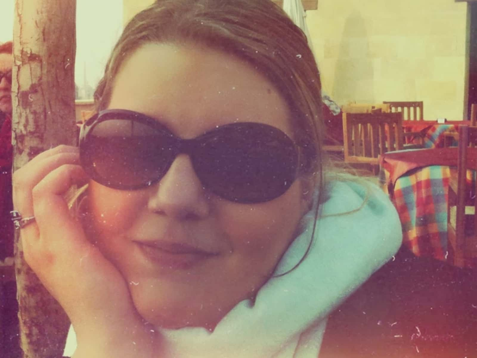 Jessica from New York City, New York, United States