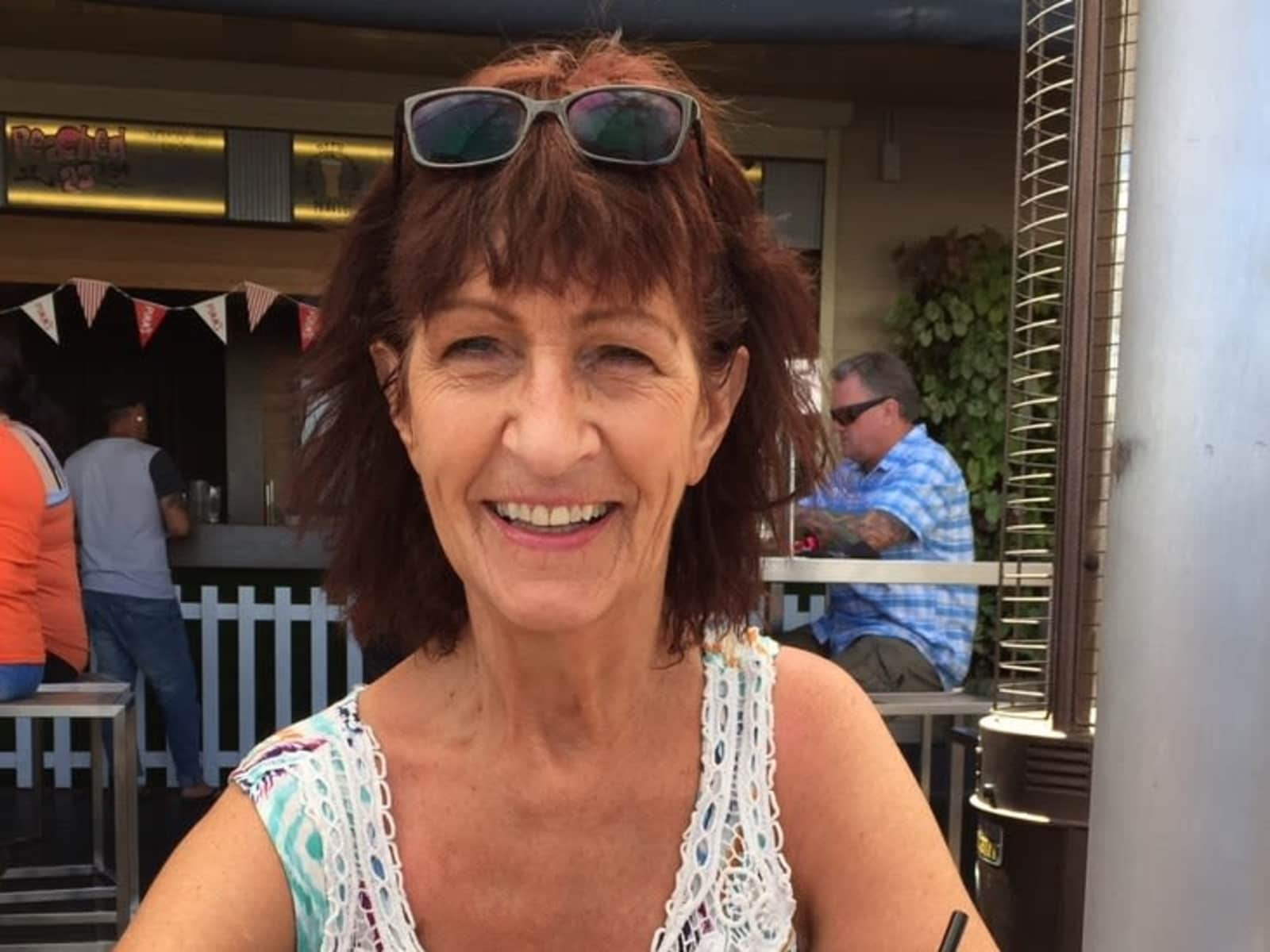 Helen from Newcastle, New South Wales, Australia