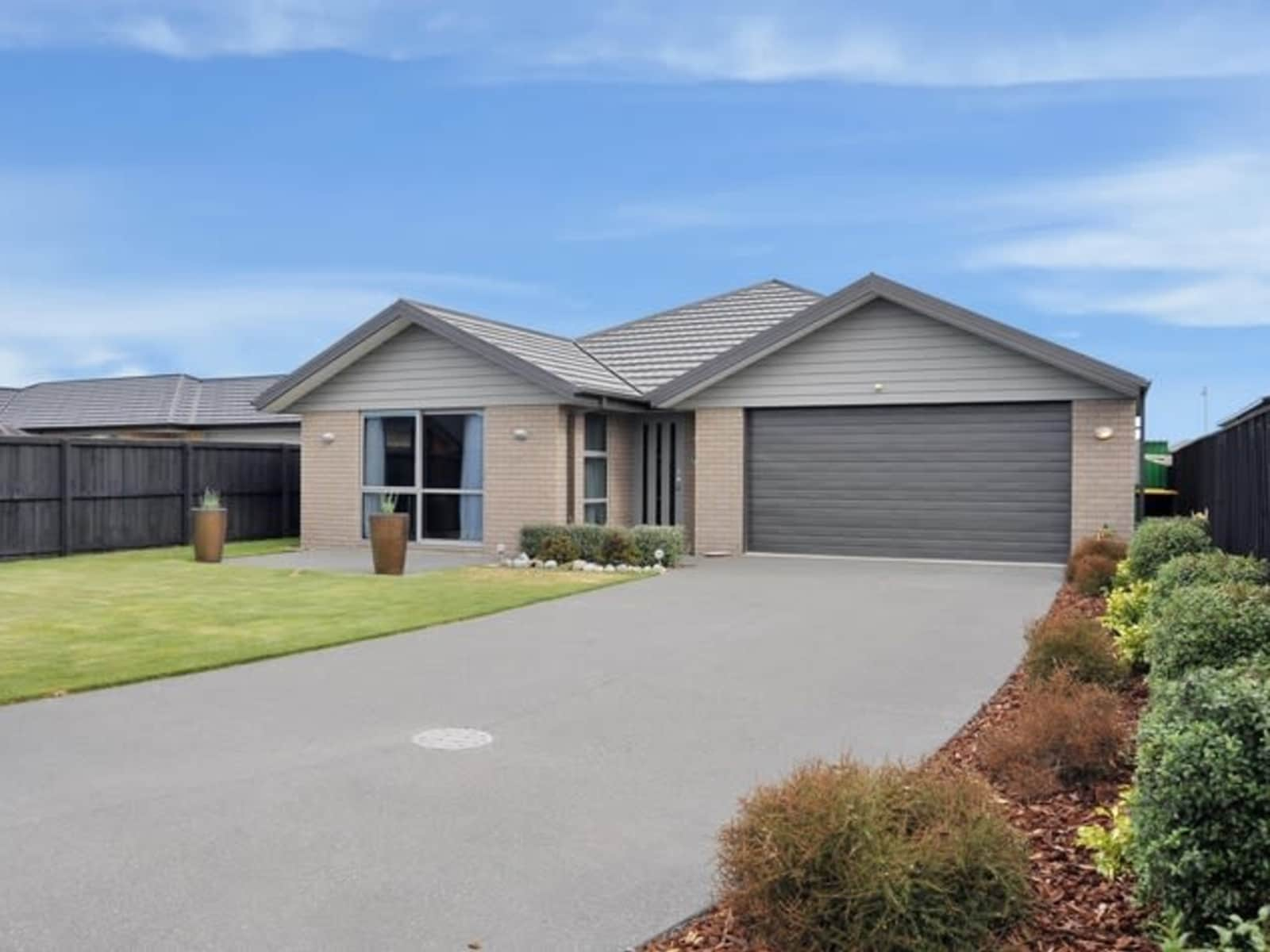 Housesitting assignment in Kaiapoi, New Zealand