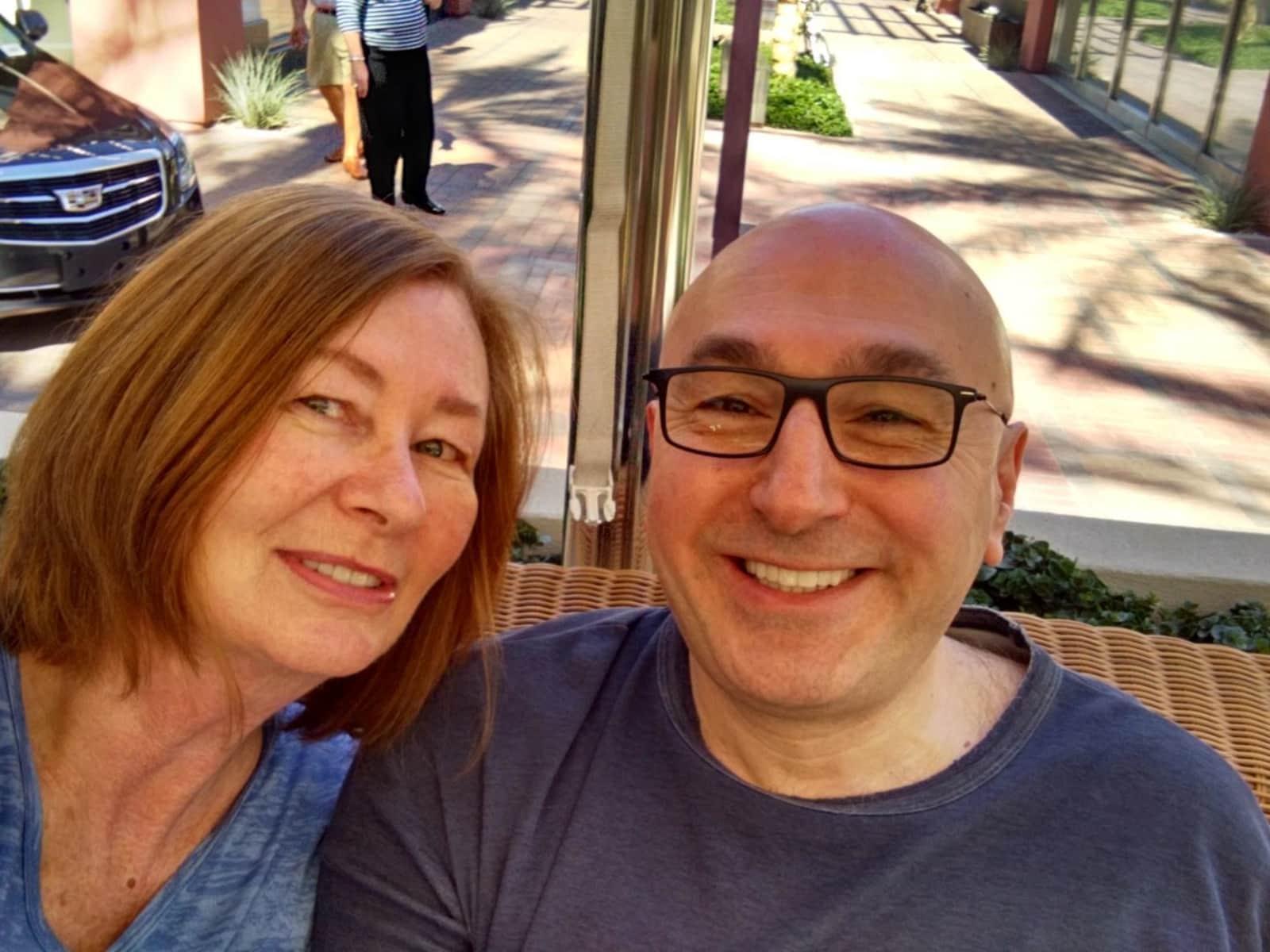 Marian & Zeki from Seattle, Washington, United States