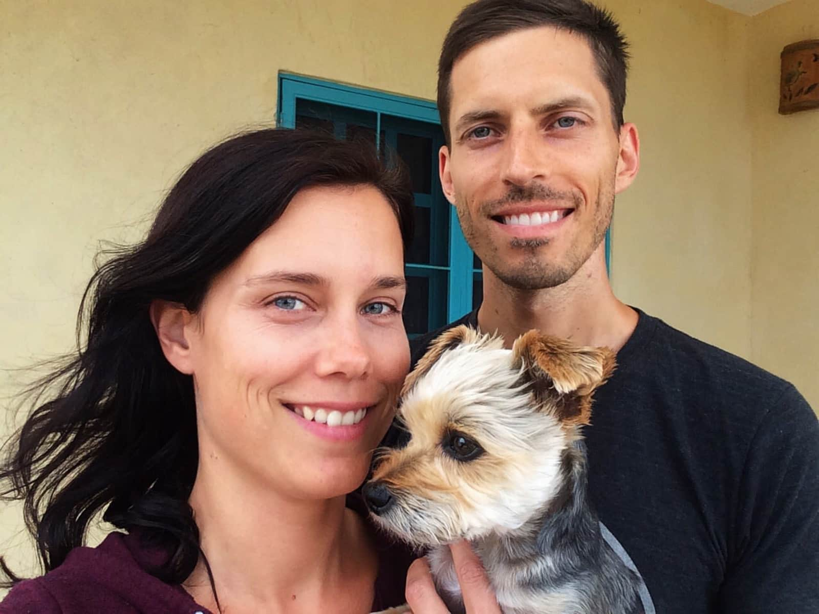 Eve & Dominic from Sherbrooke, Quebec, Canada
