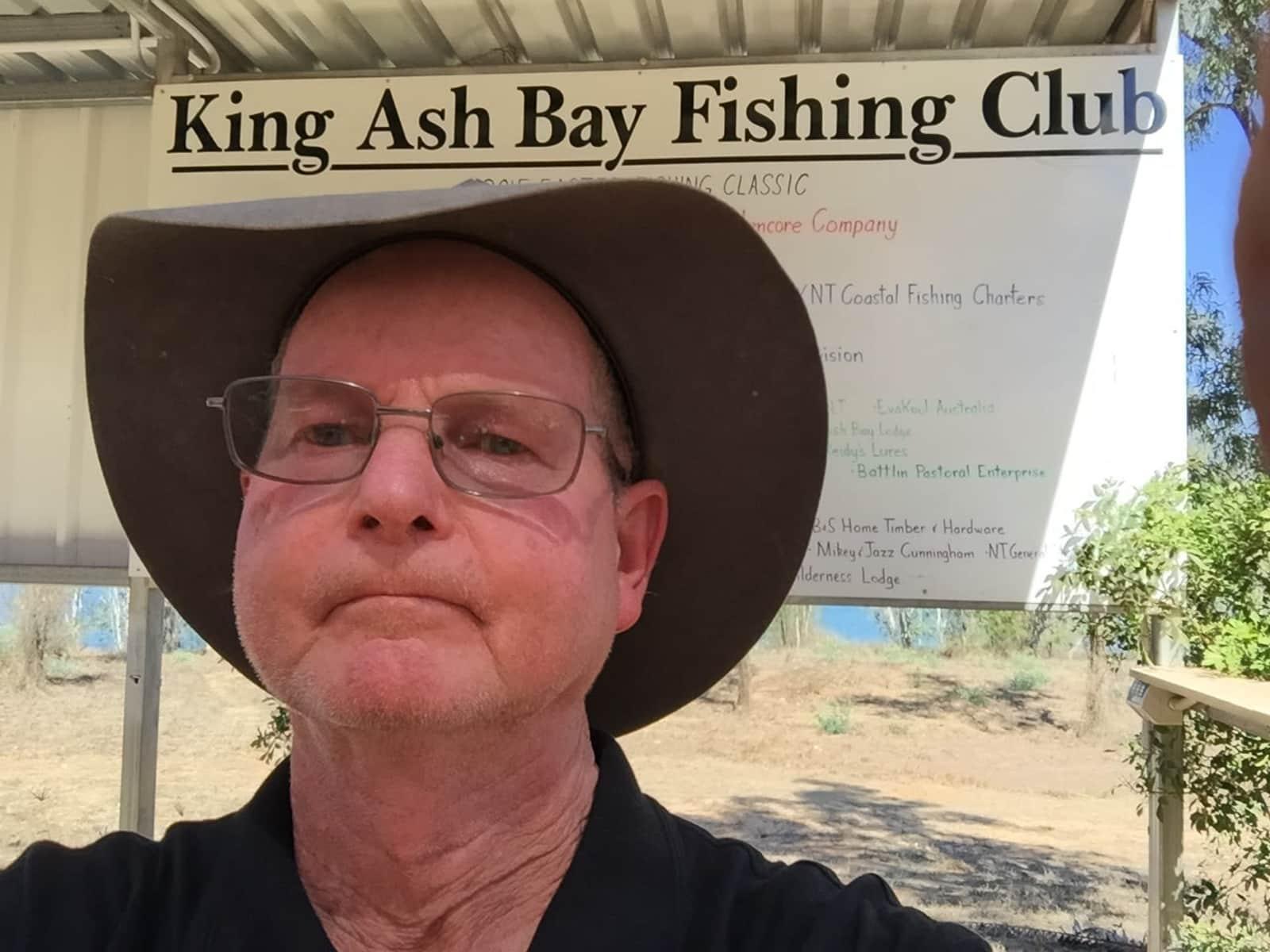 John from Geelong, Victoria, Australia