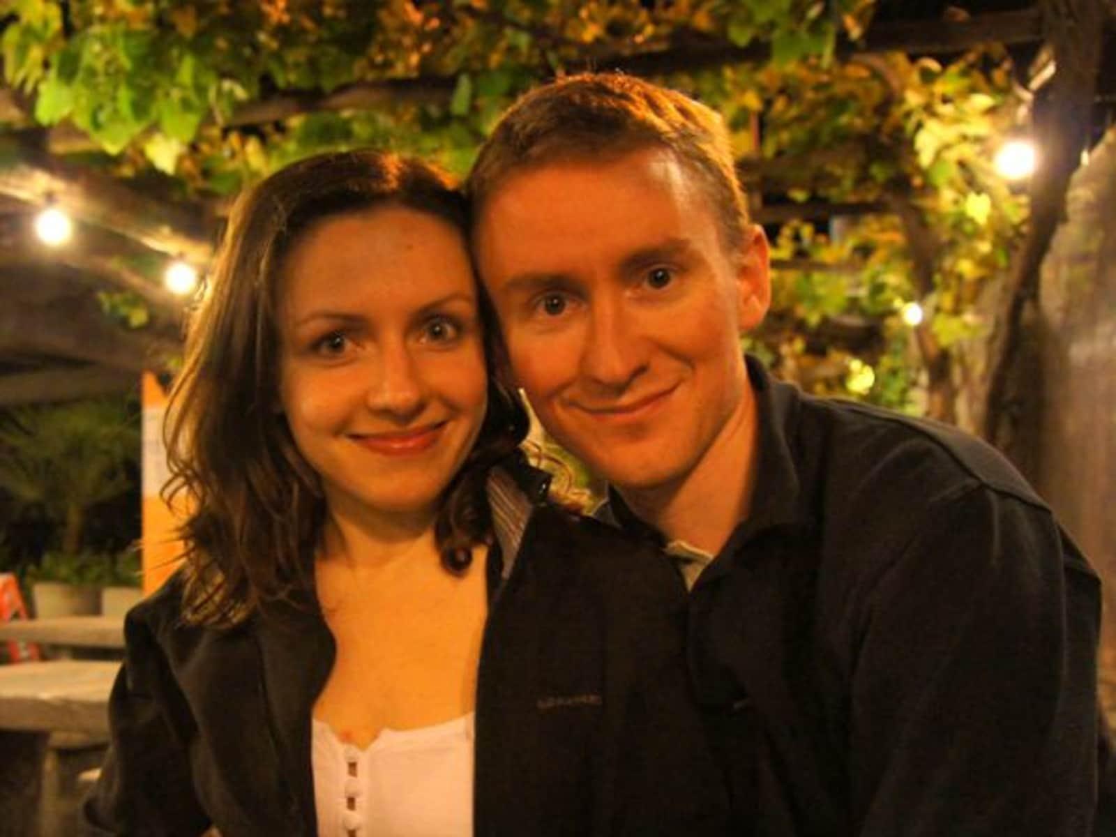 Richard & Aneta from Limassol, Cyprus