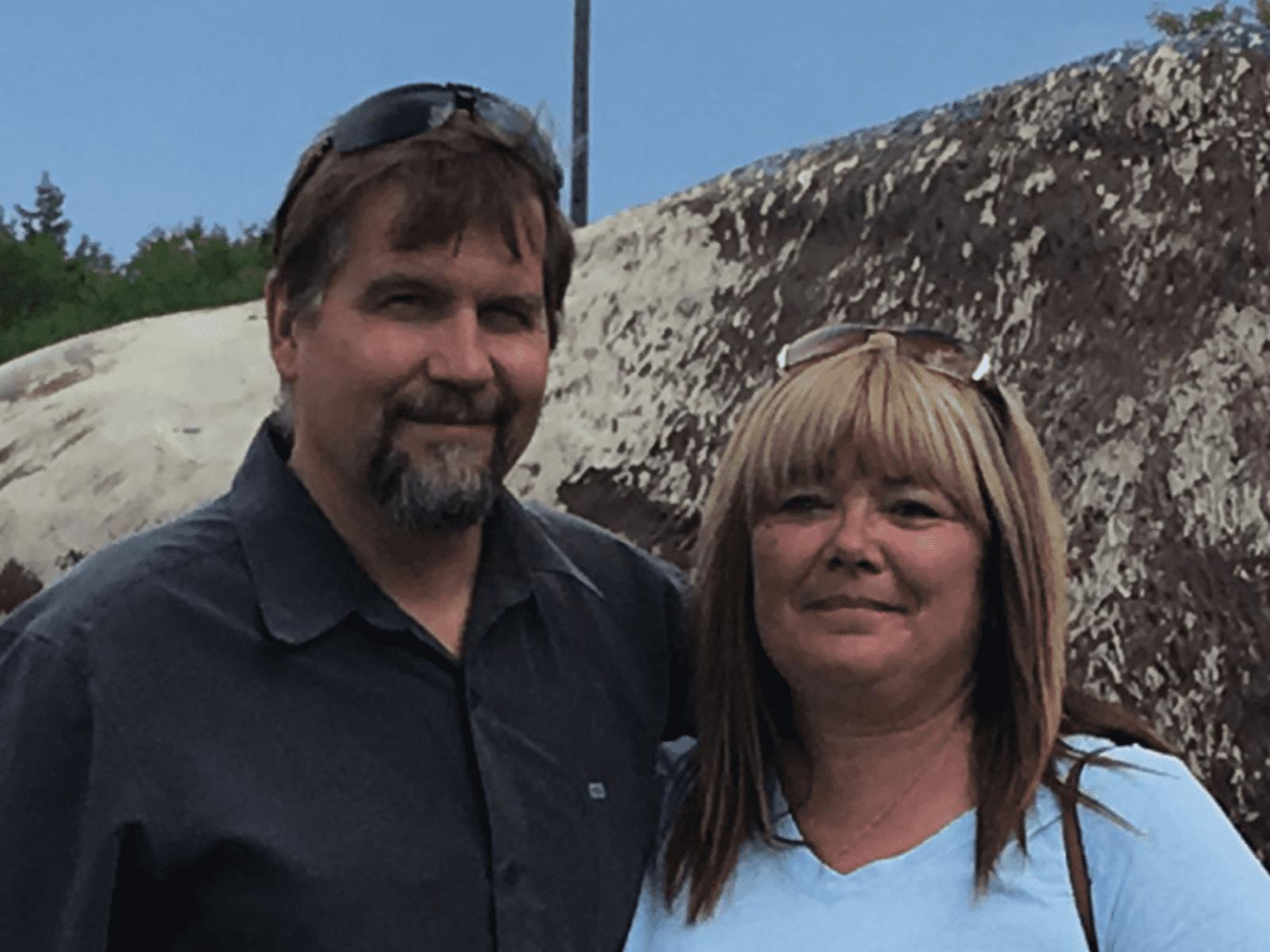 Kelly & Steve from Sherwood Park, Alberta, Canada