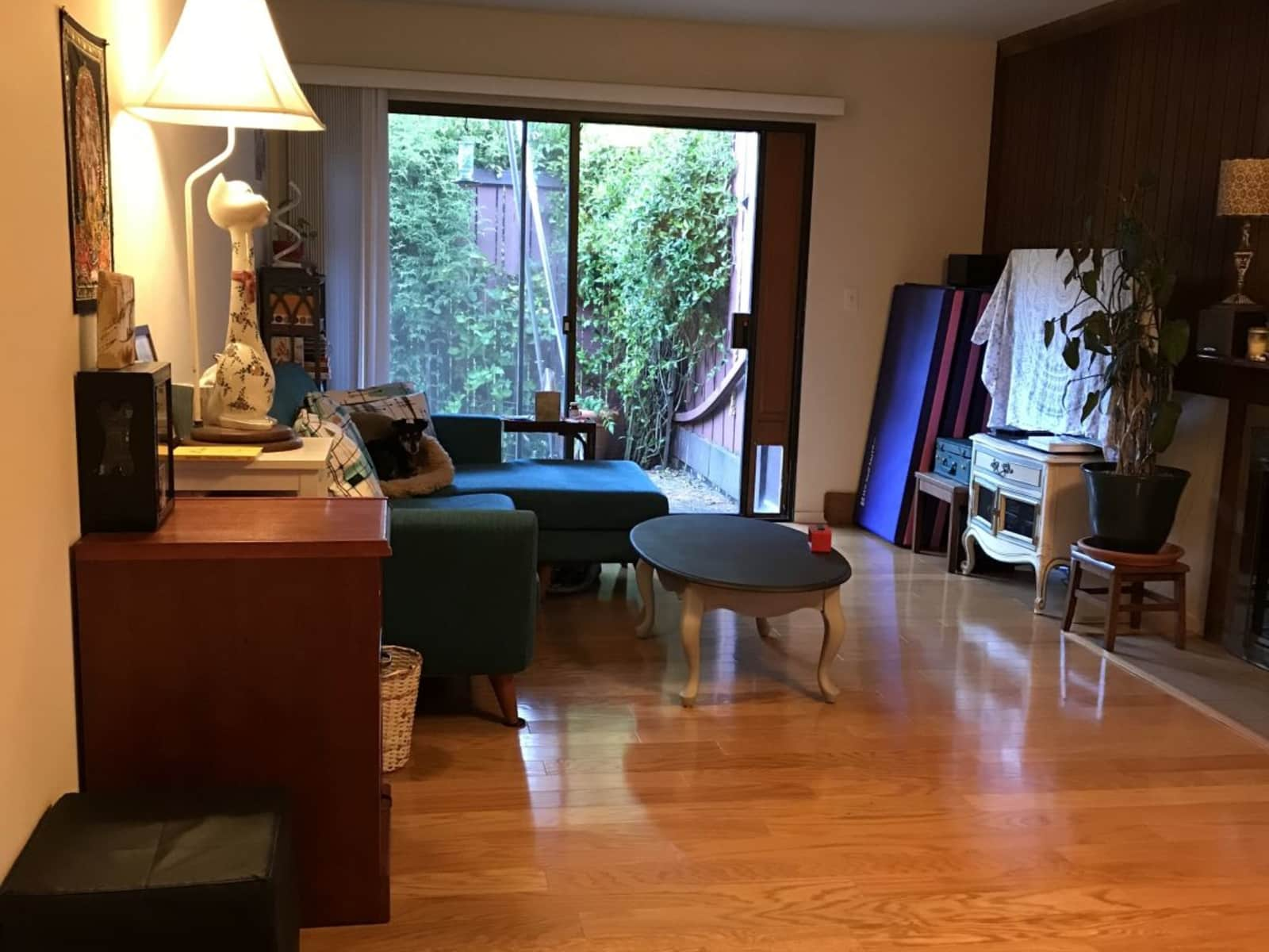Housesitting assignment in Fairfax, California, United States