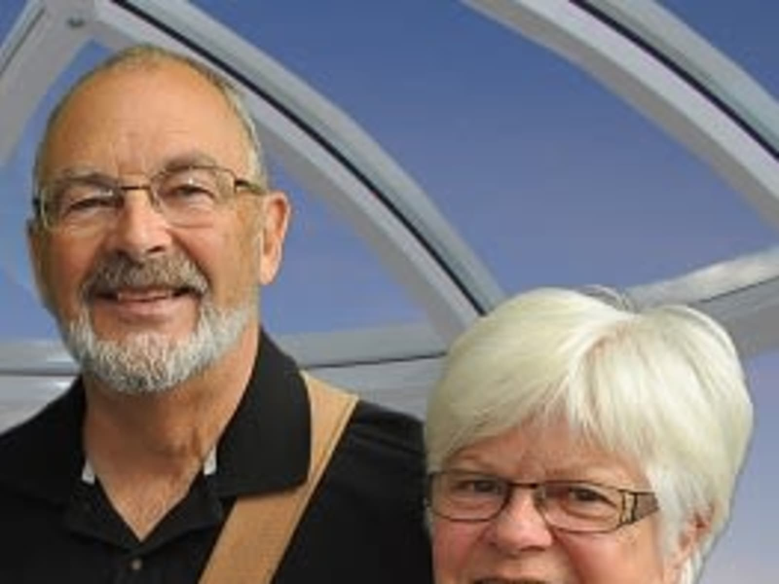 Michael & Jan from Napier, New Zealand