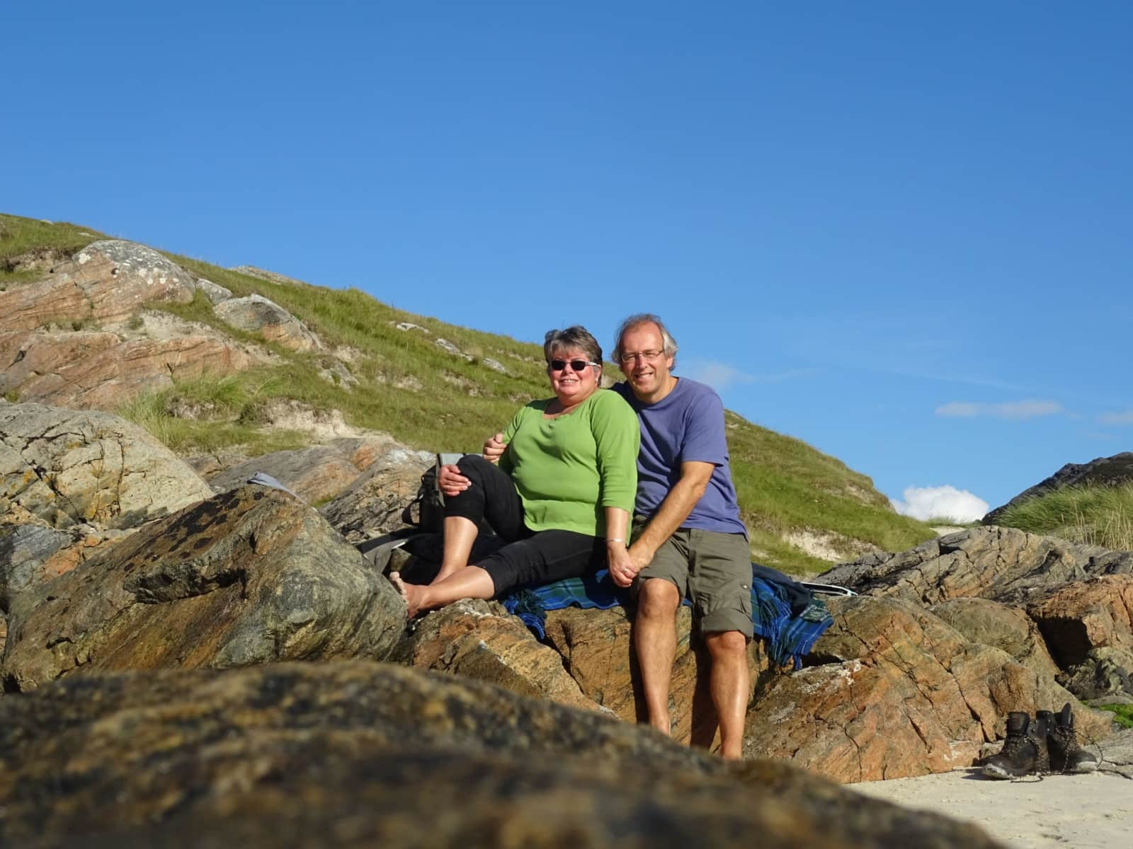 Gillian & Ian from Burnley, United Kingdom