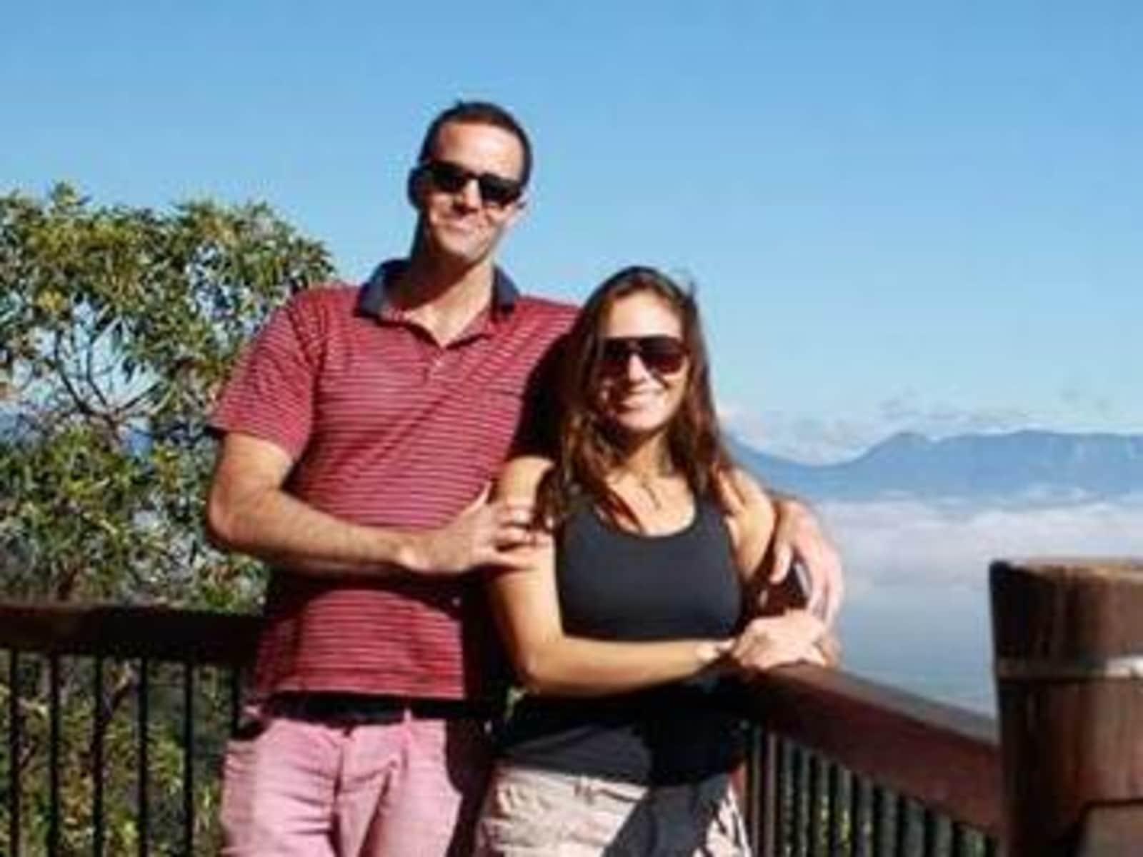 Tim & Thais from Townsville, Queensland, Australia