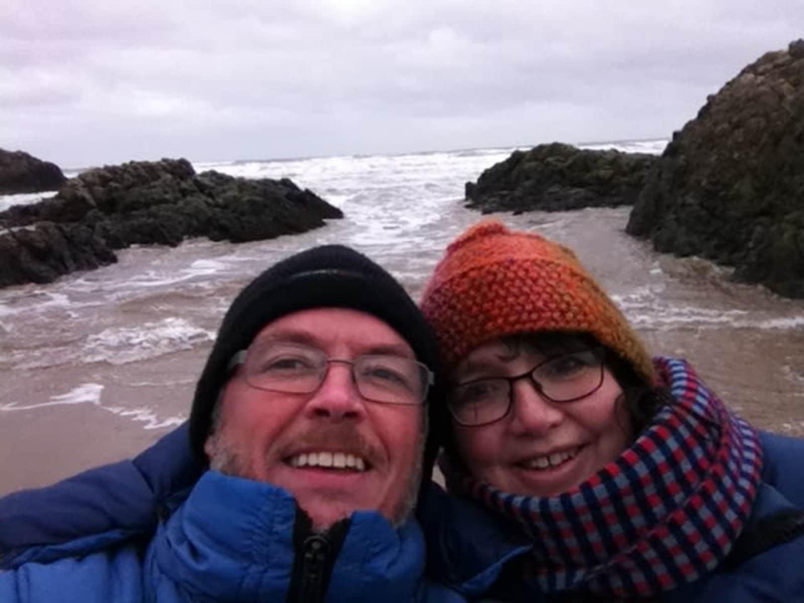 Huw & Nan from Caernarfon, United Kingdom