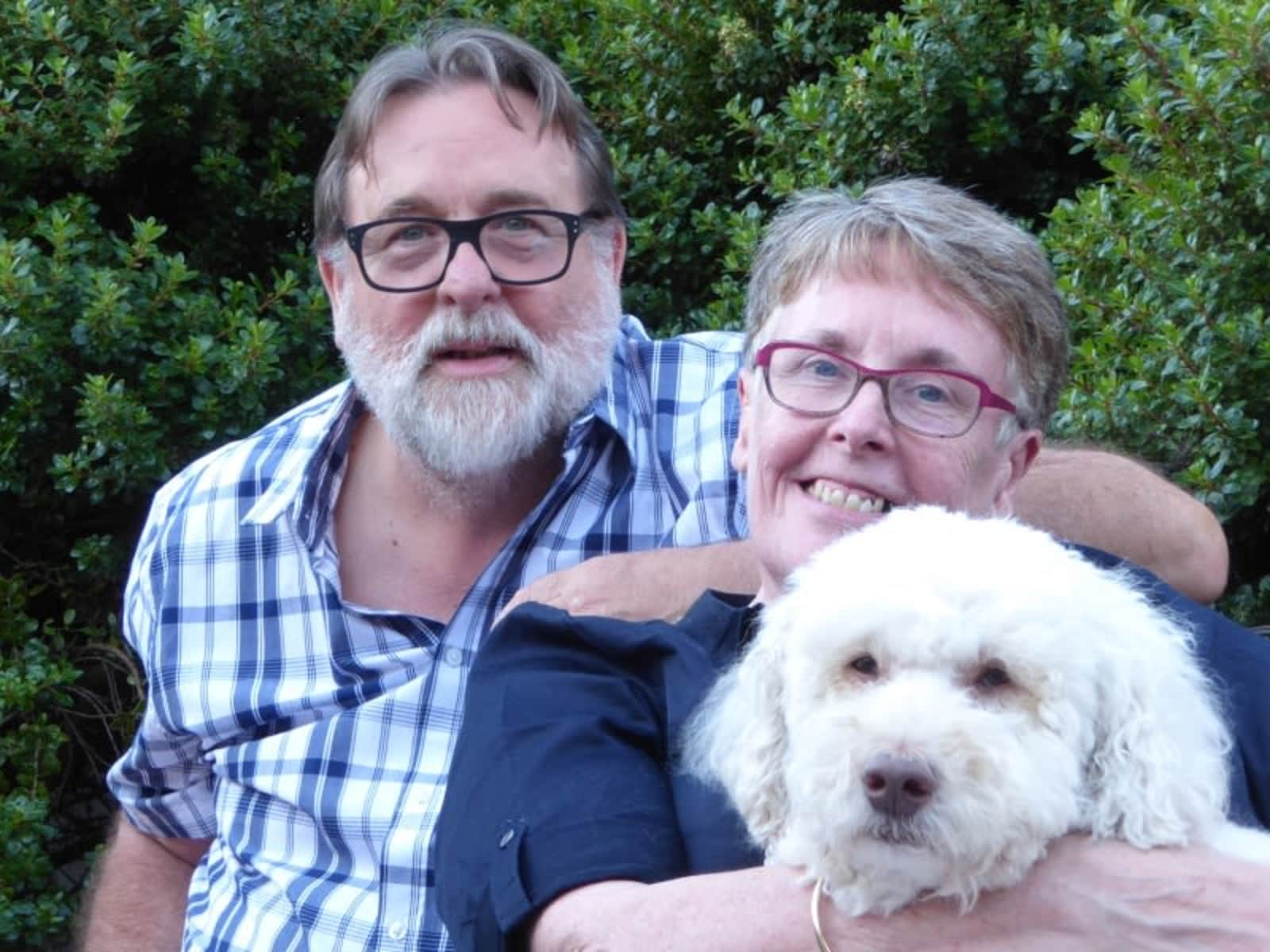 Chris & Philip from Melbourne, Victoria, Australia