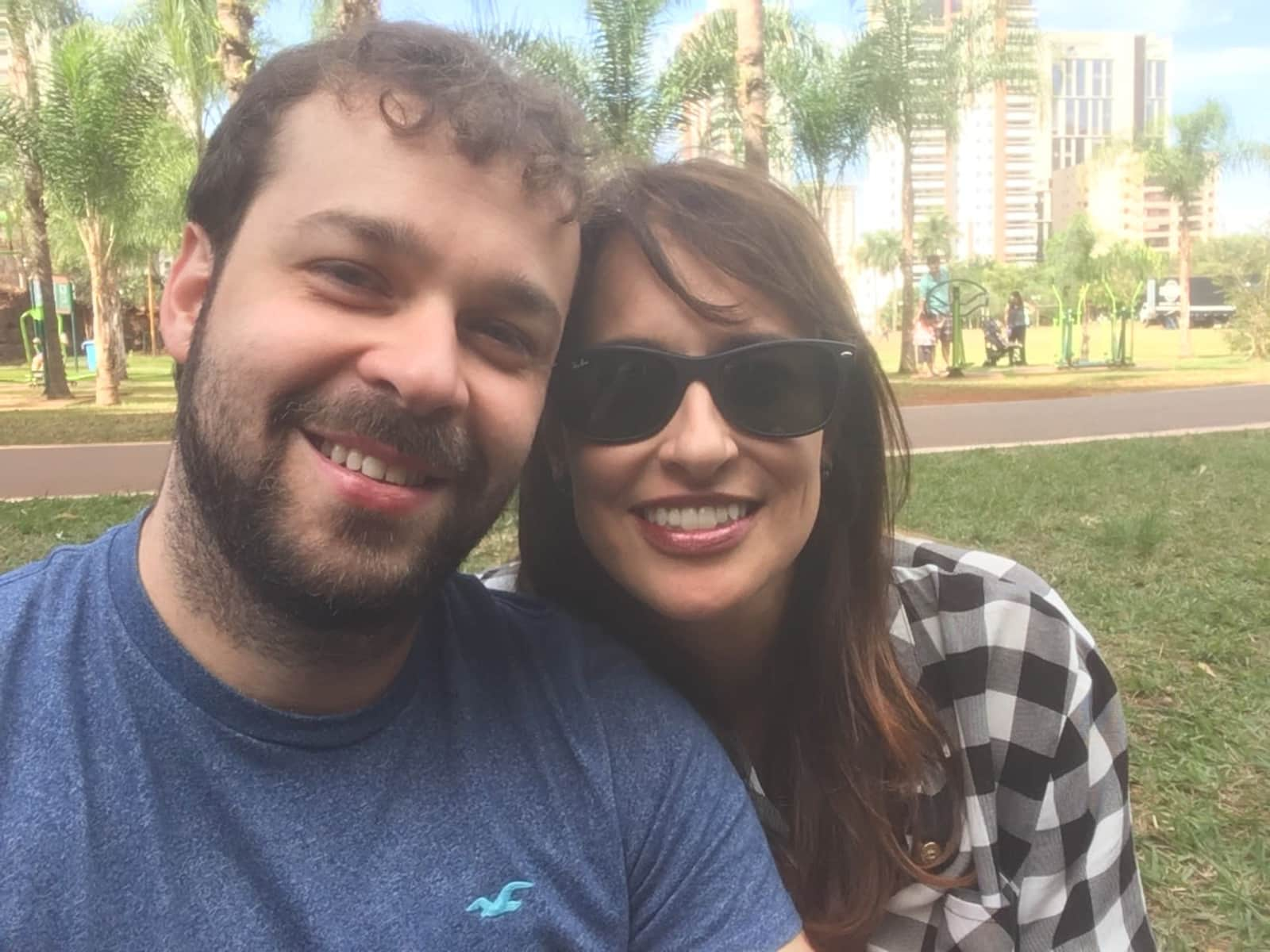 Marcos & Elaine from Campinas, Brazil