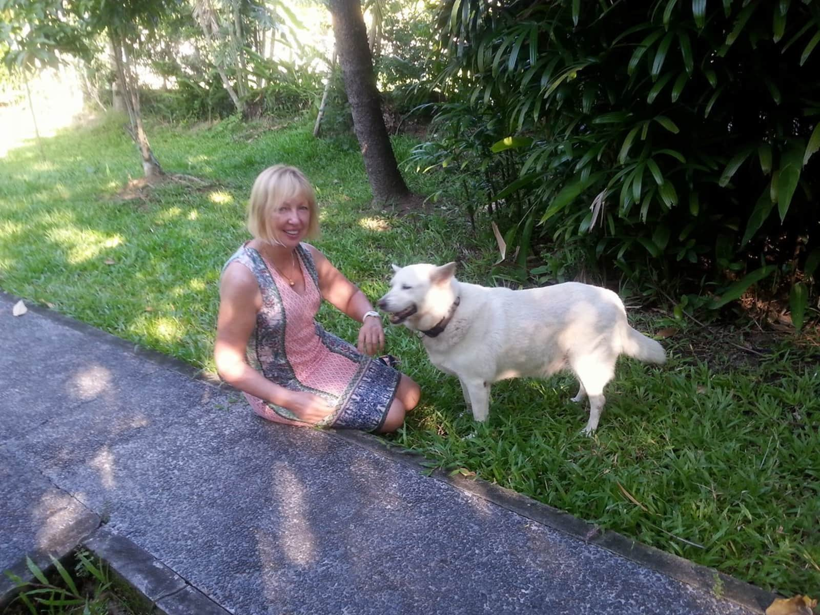 Susan from Sydney, New South Wales, Australia