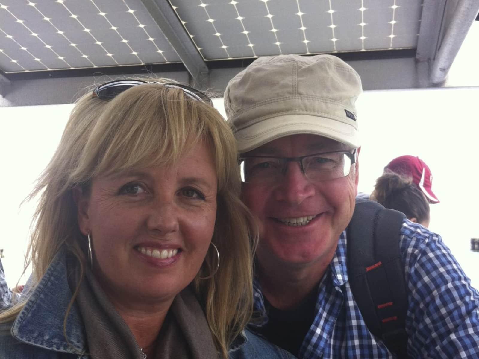 Paula & Andy from Stratford, Ontario, Canada