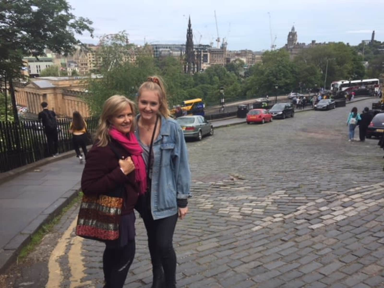Janet & Morwenna from Bristol, United Kingdom