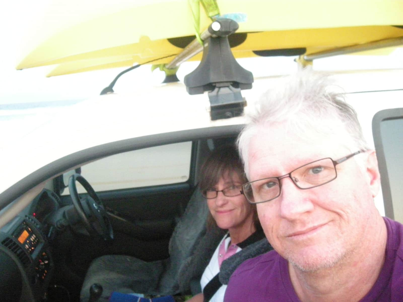 Tim & Tracy from Toowoomba, Queensland, Australia