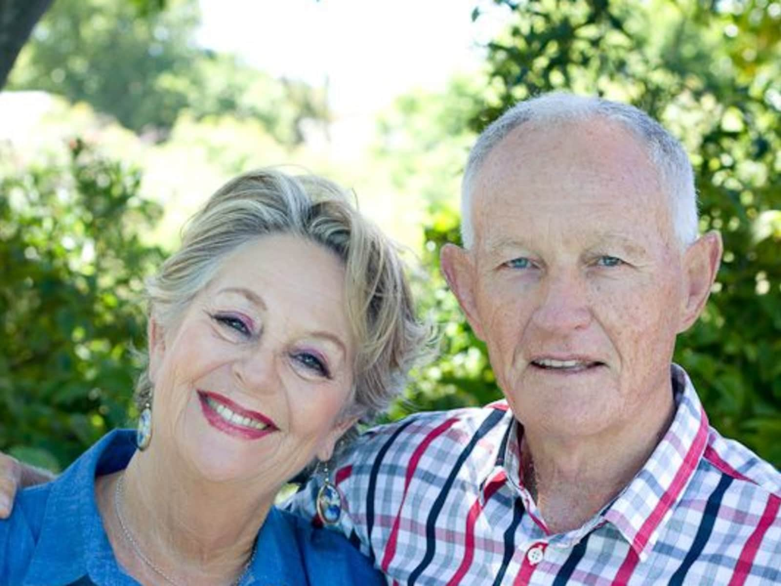Suzanne & Lionel from Cape Town, South Africa
