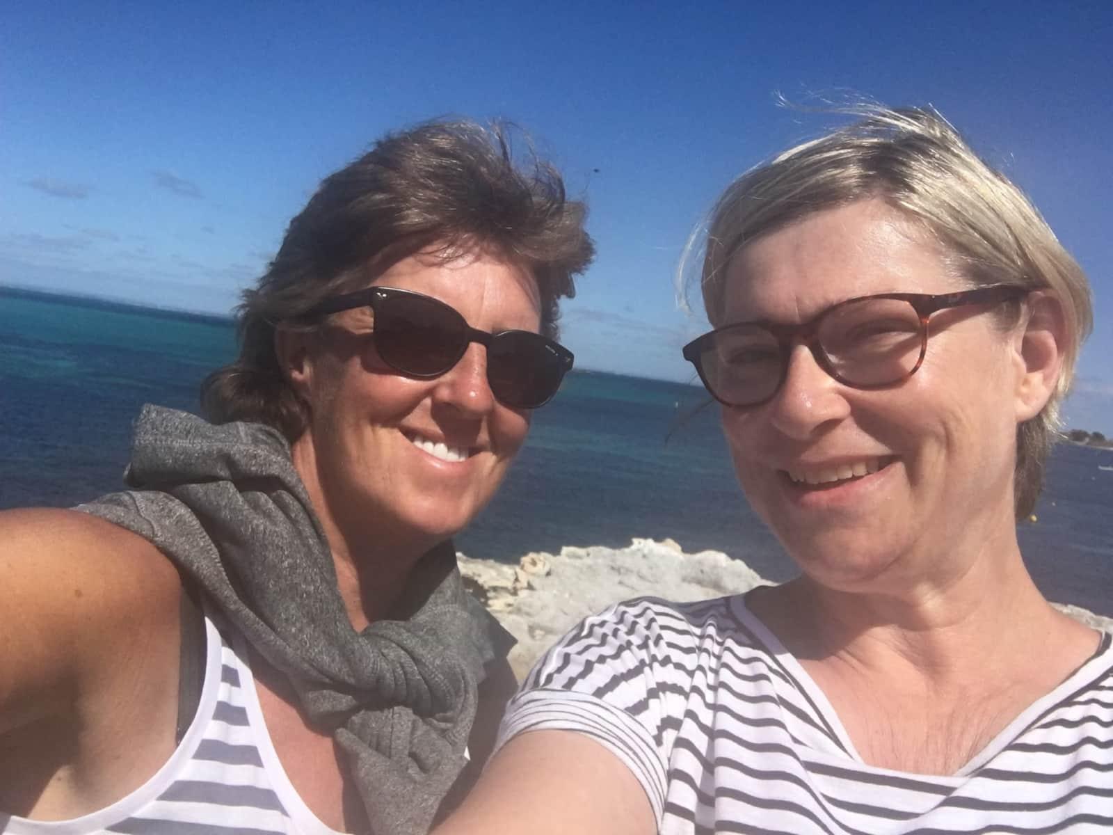 Deano & Leesa from Perth, Western Australia, Australia