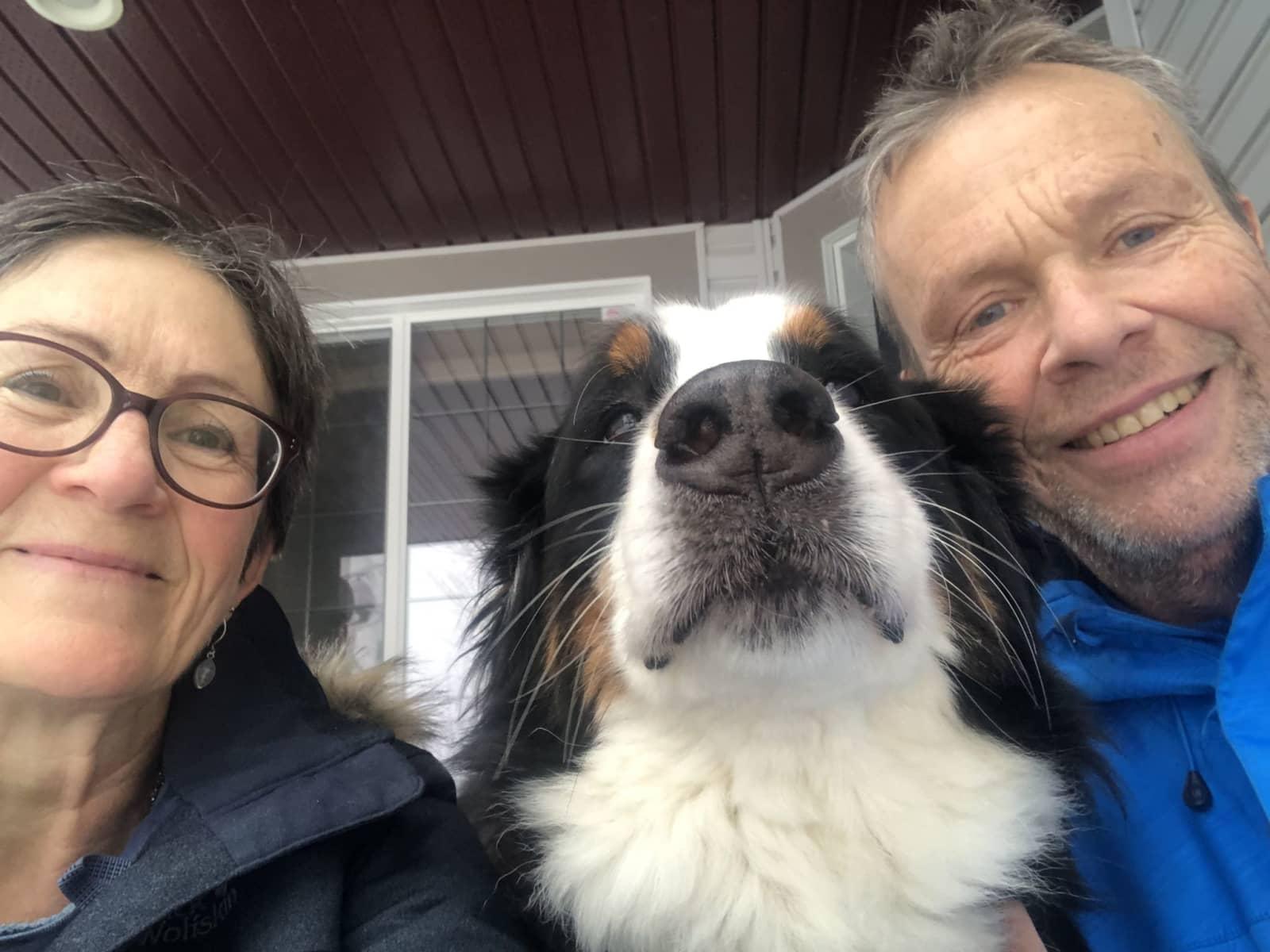 Katherine & Torsten from Edmonton, Alberta, Canada