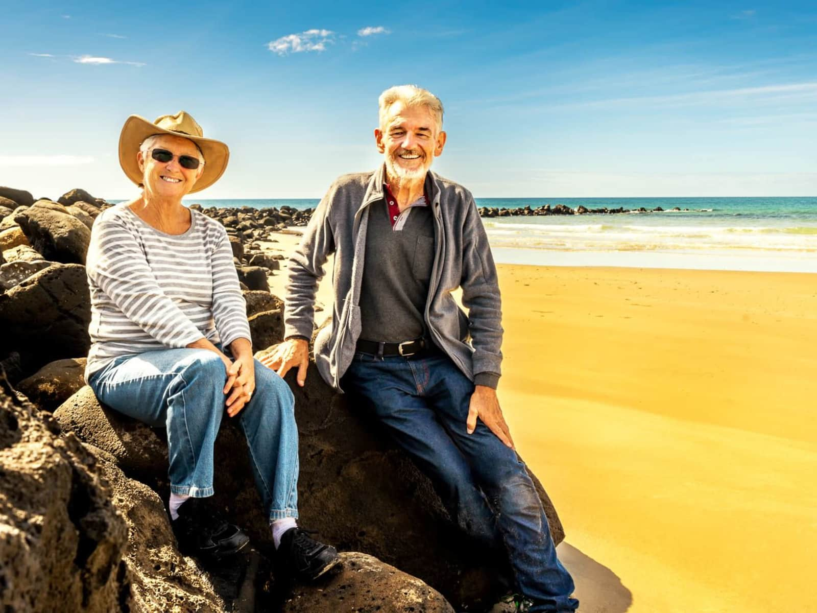 Brian & Judy from Broome, Western Australia, Australia