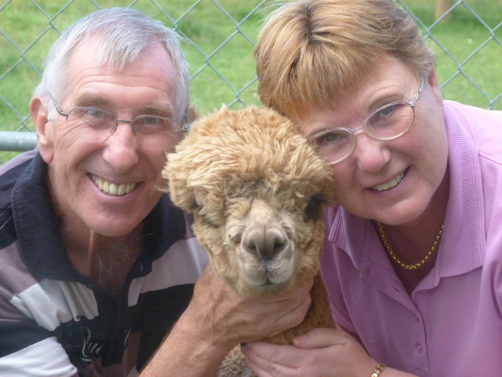 Bernard and jean & Jean from Auckland, New Zealand