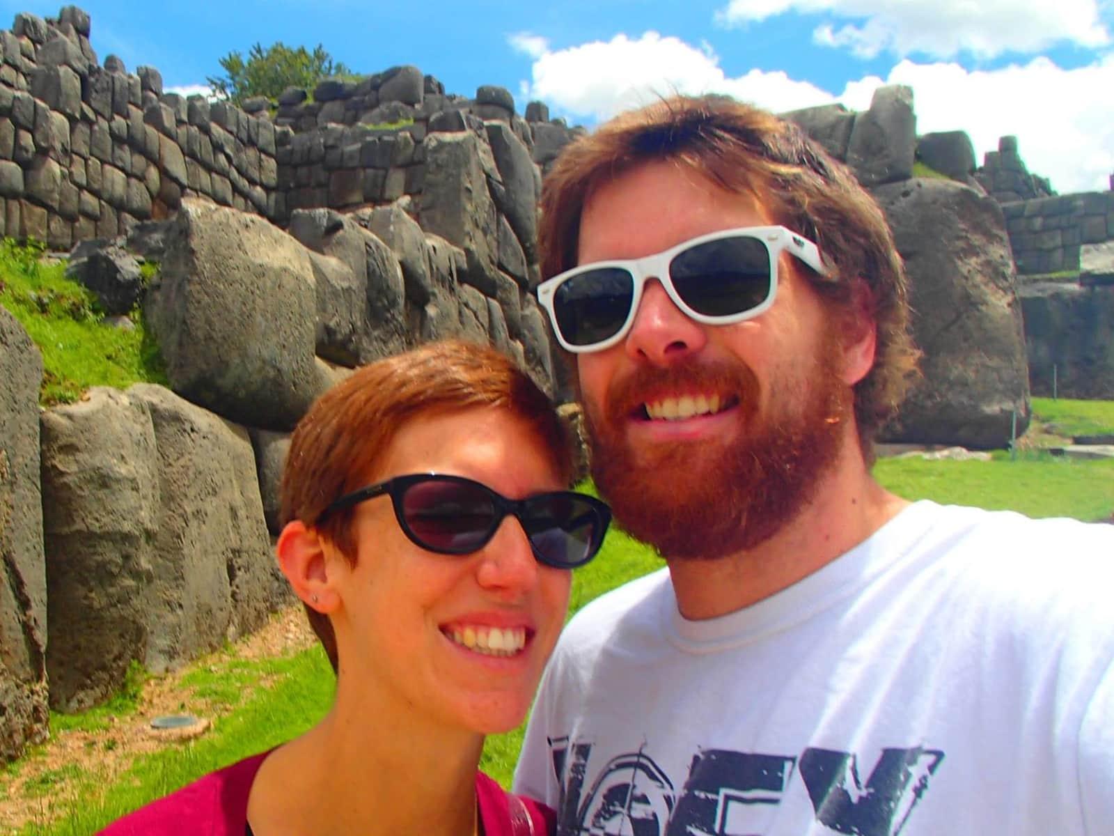 Sarah & Benjamin from Sydney, New South Wales, Australia