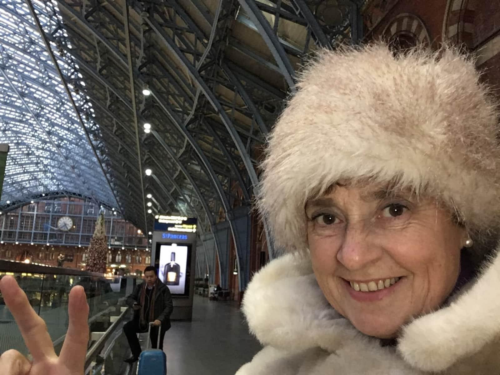 Veronica from Huddersfield, United Kingdom