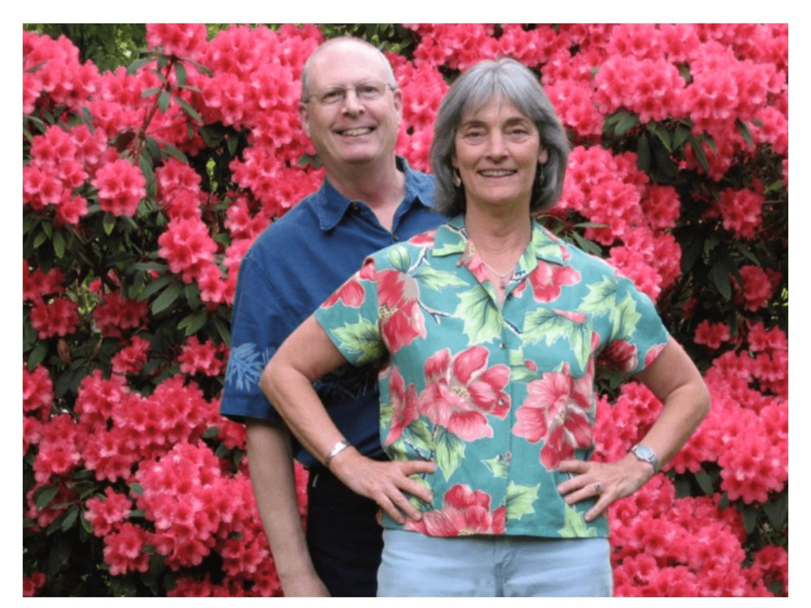 Nicola & Paul from Roberts Creek, British Columbia, Canada