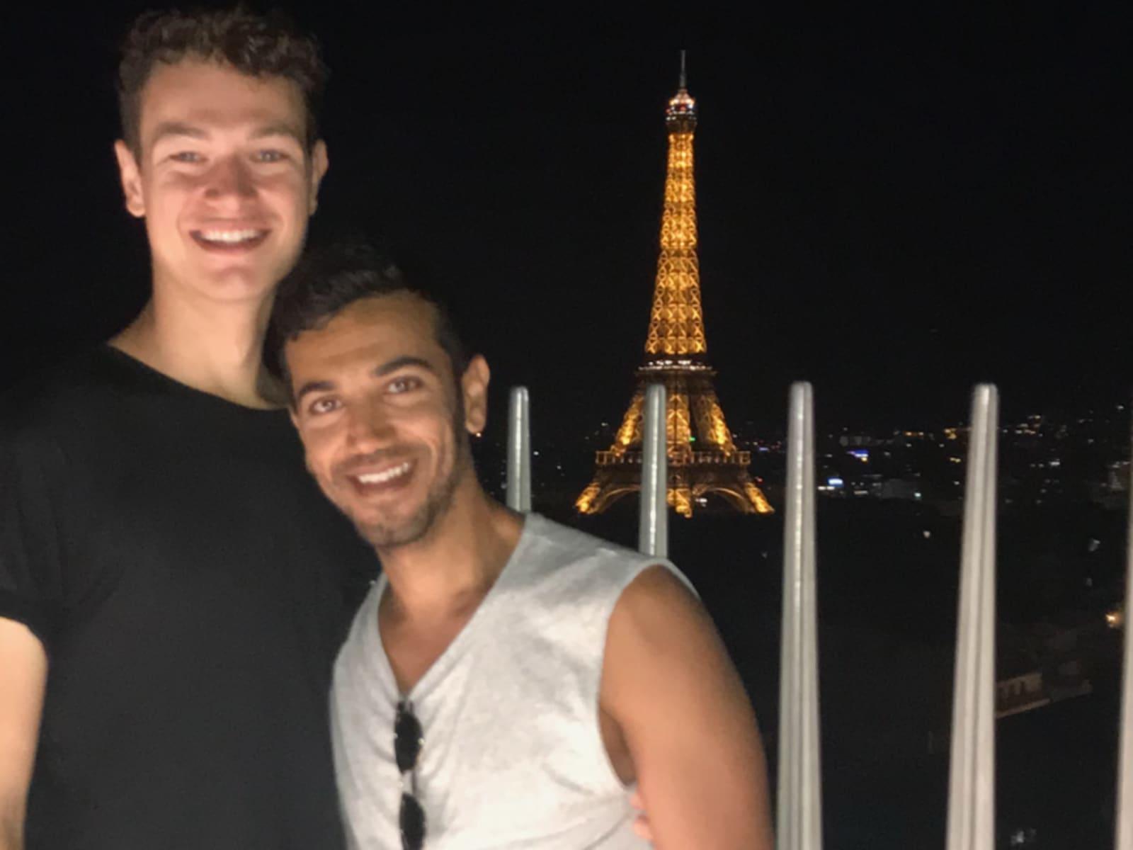 Adam & Samuel from Vancouver, British Columbia, Canada
