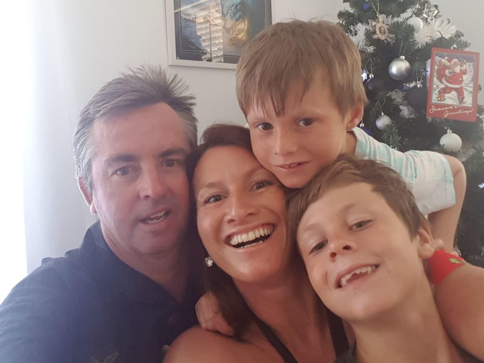 Michelle & Brad from Currumbin, Queensland, Australia