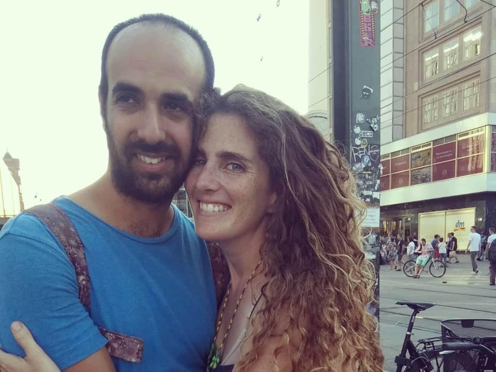 Natasha & Yair from Tel Aviv, Israel