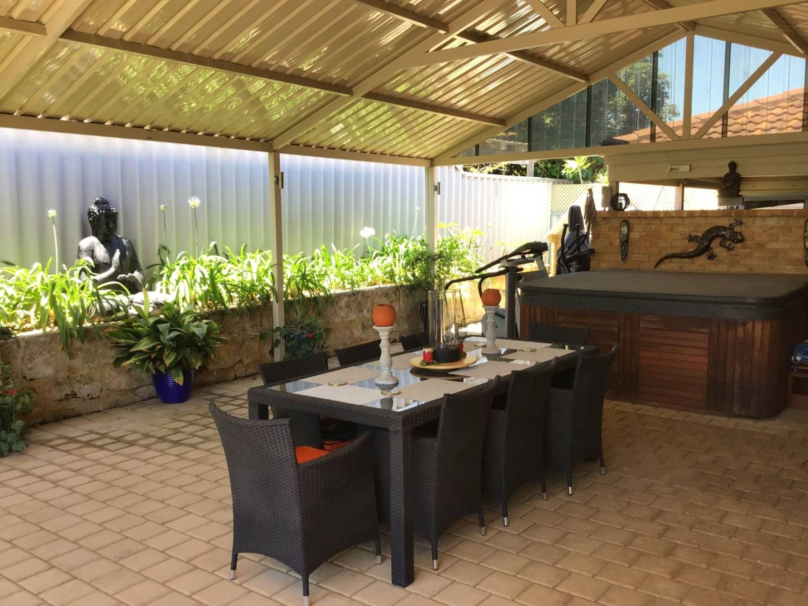 Housesitting assignment in Kinross, Western Australia, Australia