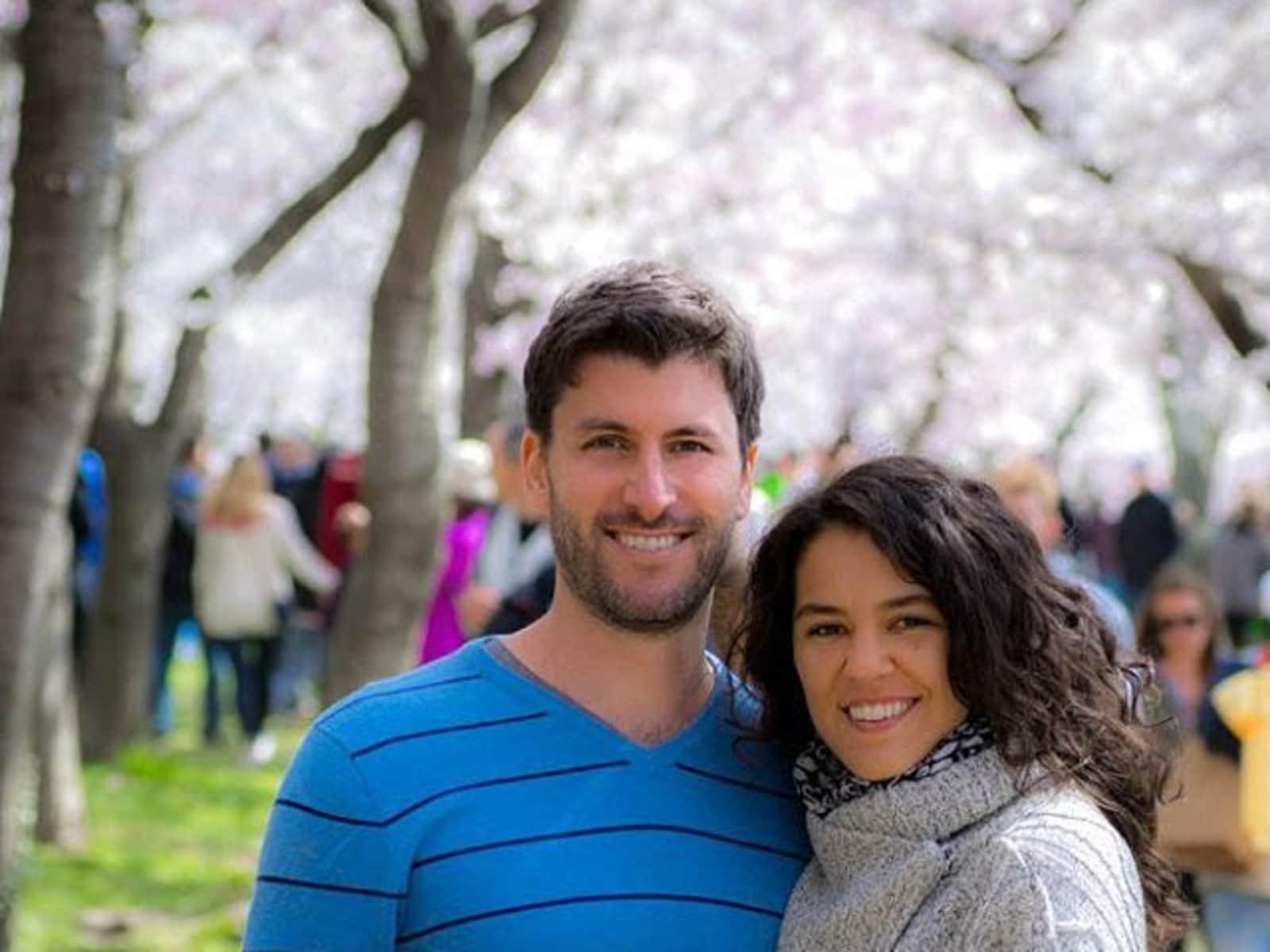 Sara & Keith from Washington, D.C., Washington, D.C., United States