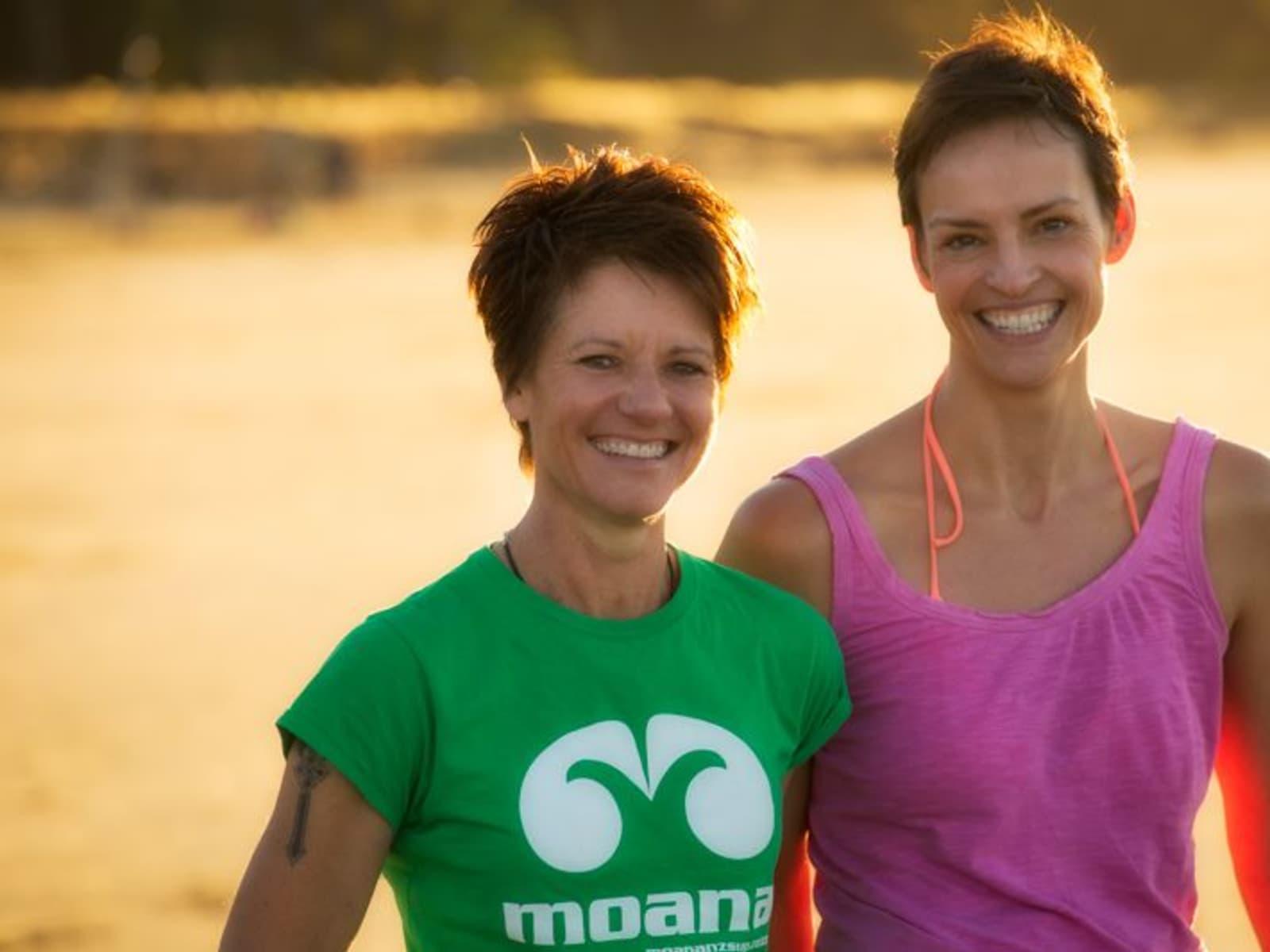 Sian & Karyn from Nelson, New Zealand
