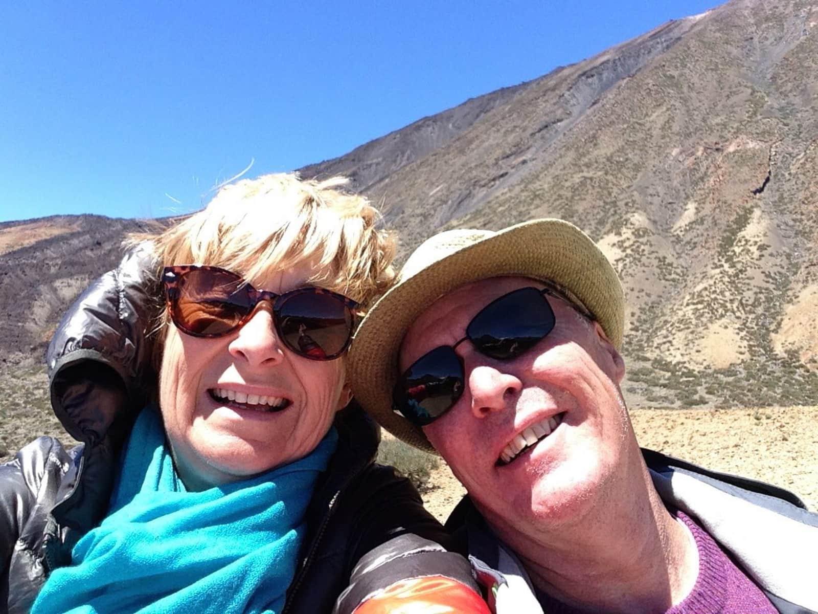 Sue & Mark from Norwich, United Kingdom