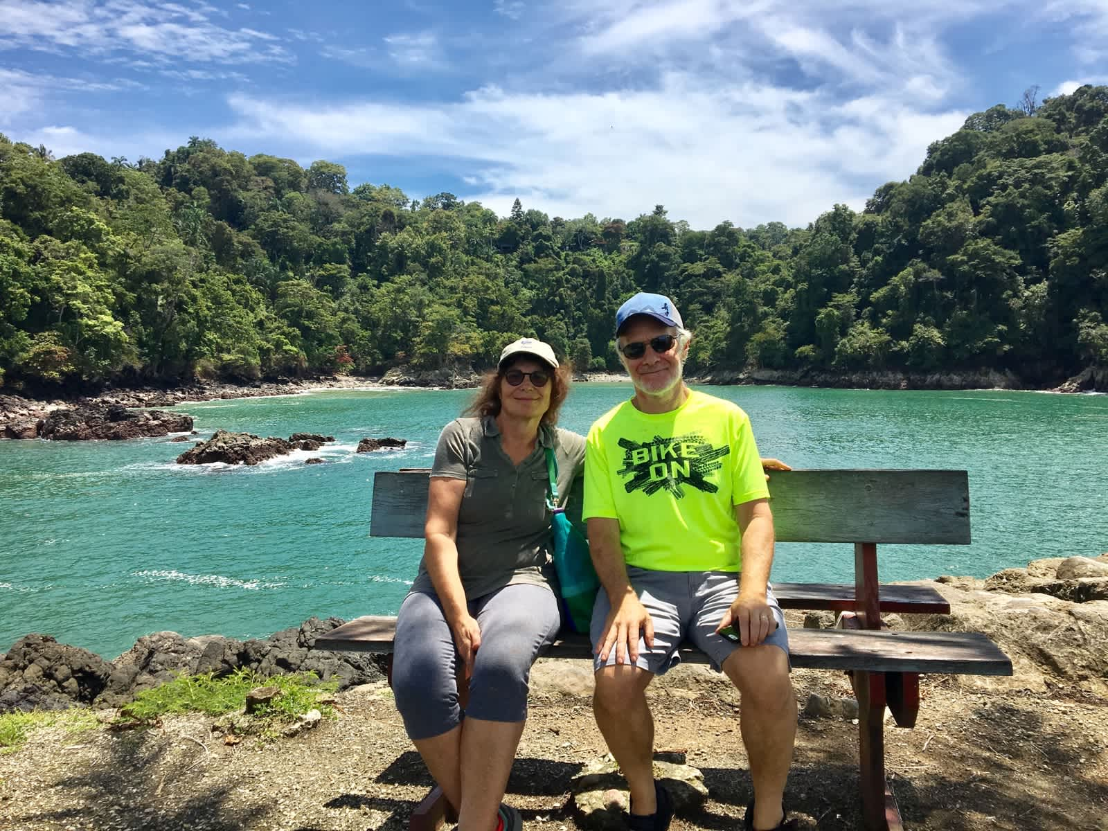 Ken & Hilary from North Amherst, Massachusetts, United States