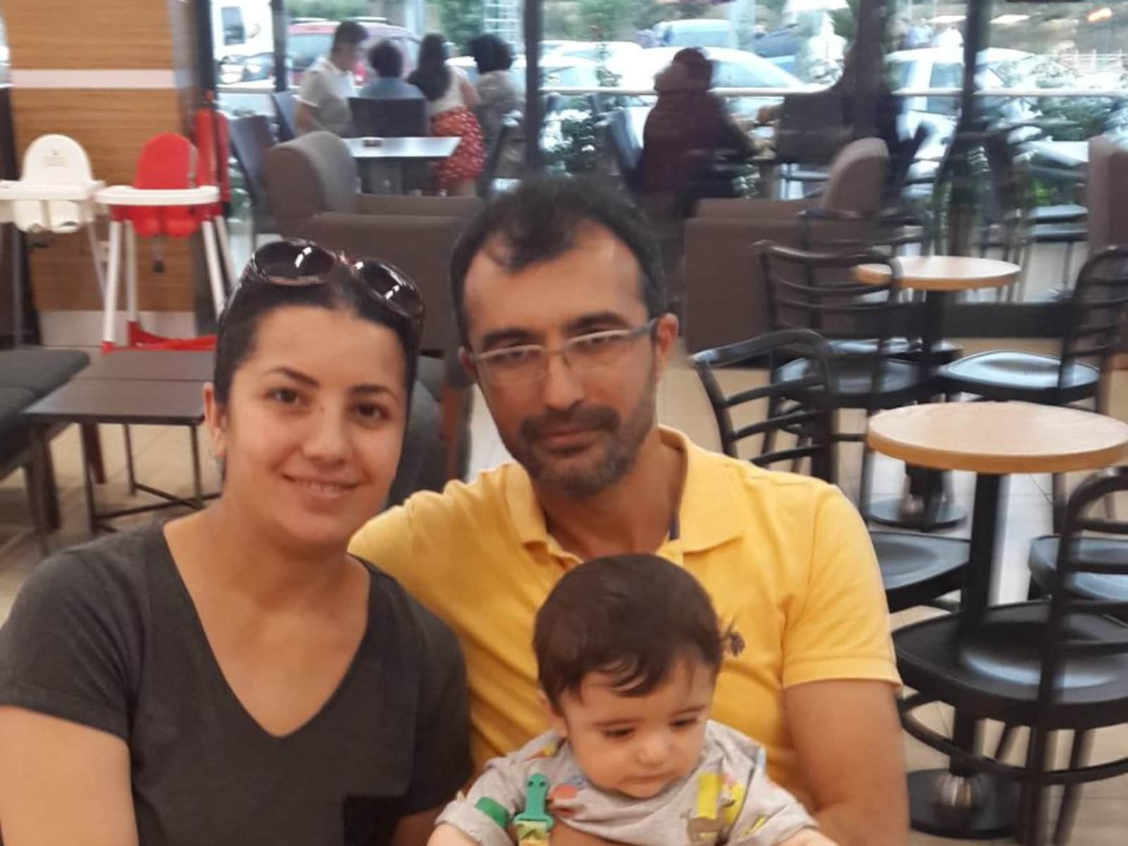 Murat & gulnur from London, United Kingdom