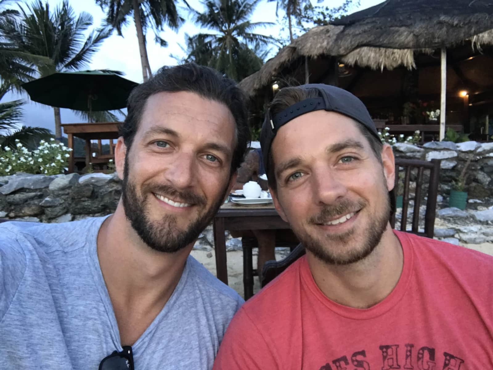 Stephen & Jason from Sydney, New South Wales, Australia