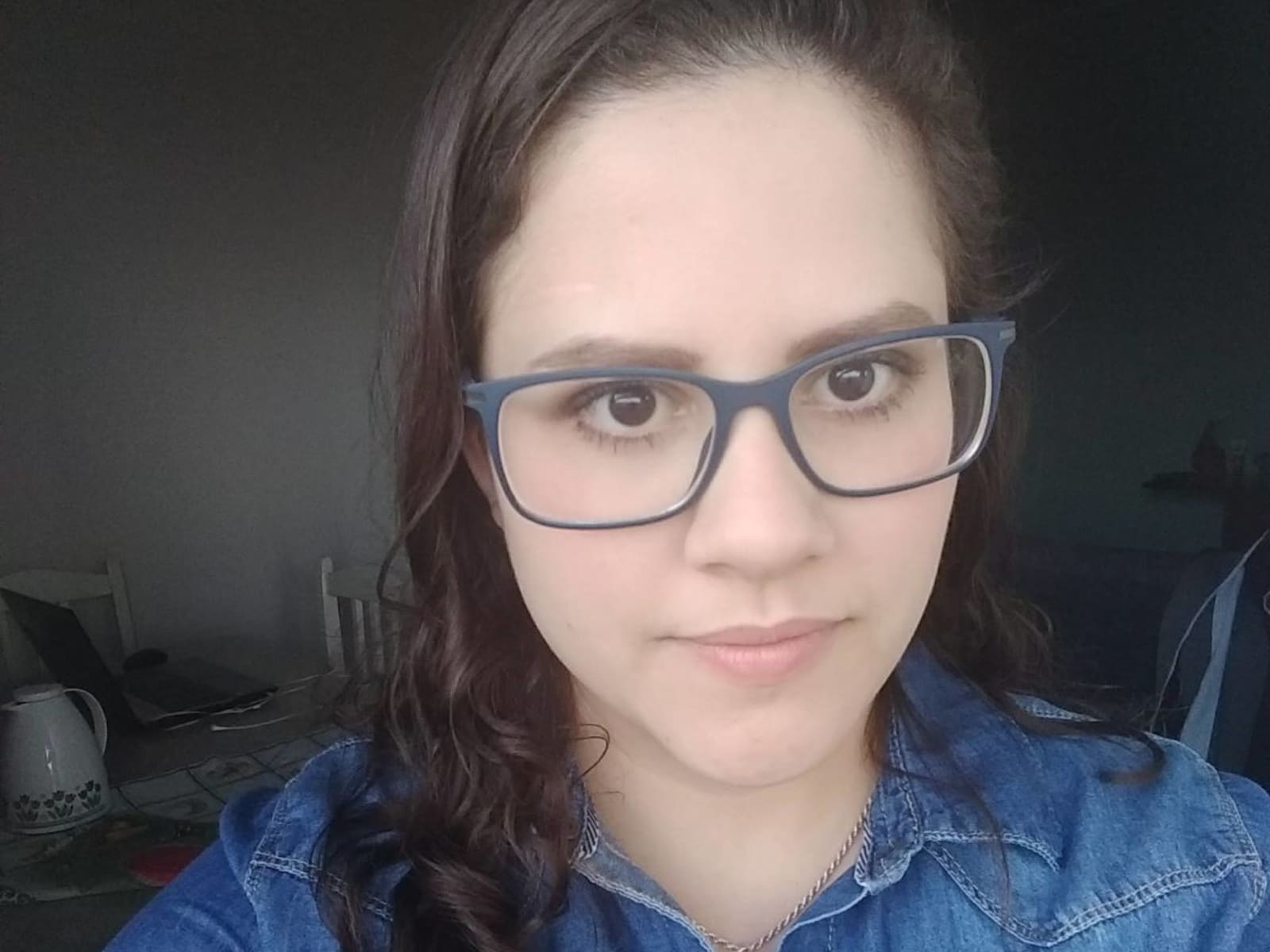 Aline from Dois Vizinhos, Brazil