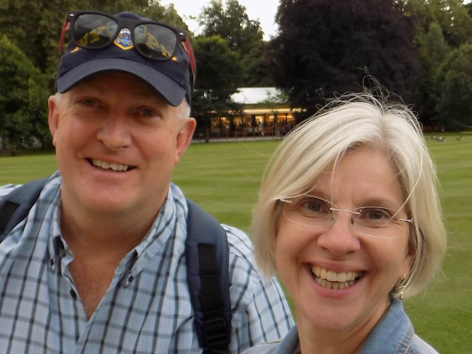 Nigel & gillian & Gillian from Bury St Edmunds, United Kingdom